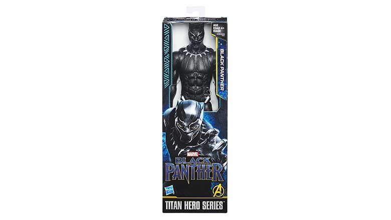 best cheap black panther action figure