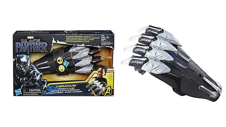 black panther vibranium power fx claw
