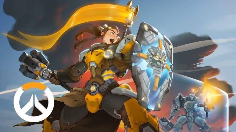 brigitte, overwatch brigitte, overwatch new hero