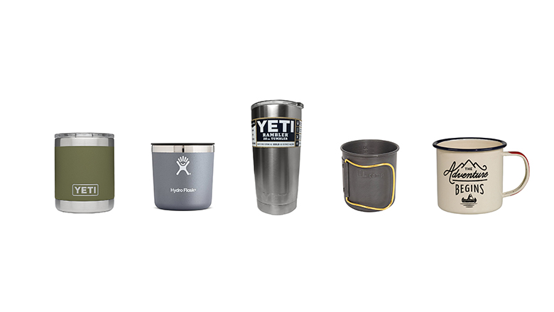 DAM Thermo Mug Cup Camping Outdoor