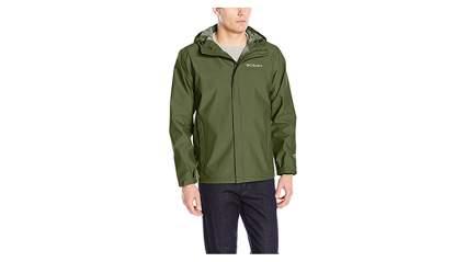 columbia packable rain jacket