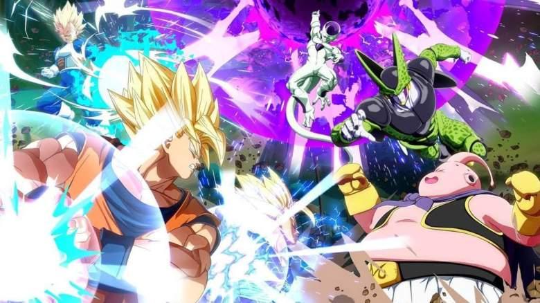Dragon Ball FighterZ Newbie