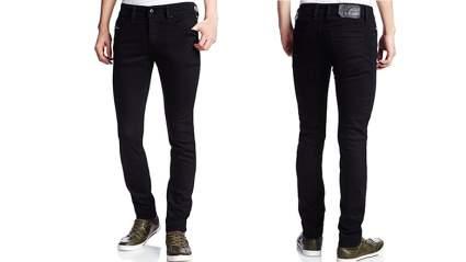 Mens loose fit jeans, men's skinny jeans, mens jeans, black jeans, diesel