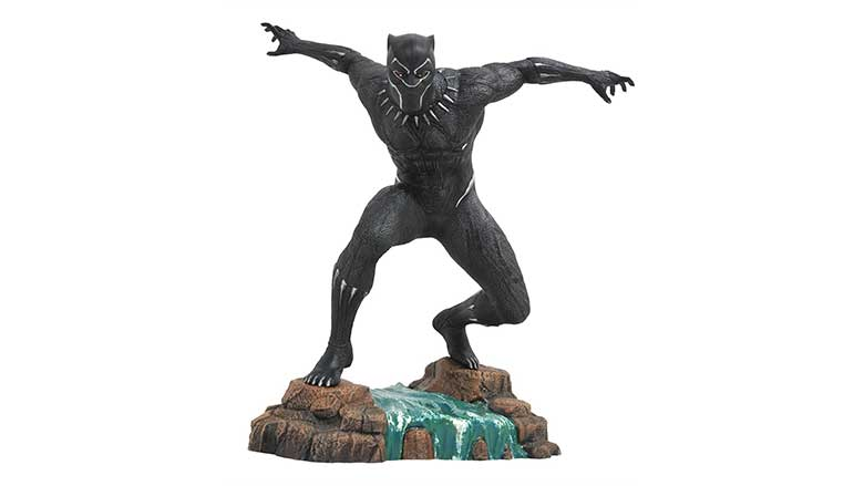 diamond select black panther figure