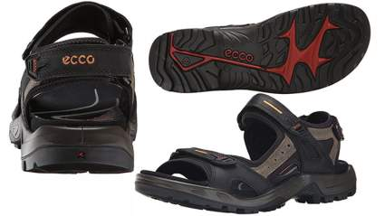Men's sandals, mens flip flops, best sandals for men, men's slides, ecco