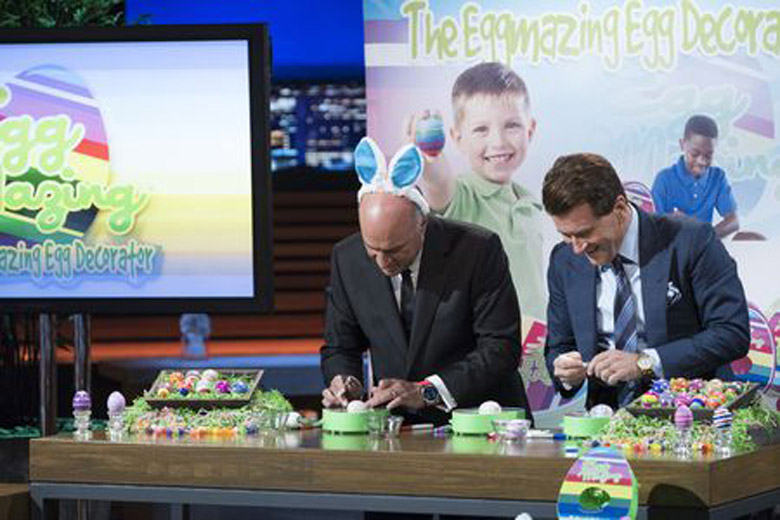 eggmazing, eggmazing shark tank