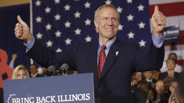 Governor Rauner net worth