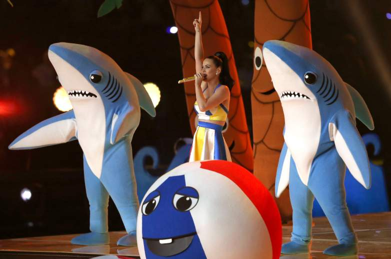 Katy Perry Super Bowl, History of Super Bowl Halftime Shows