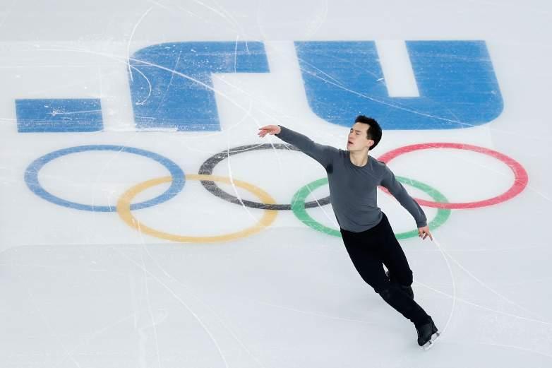 Patrick Chan, Patrick Chan Olympics
