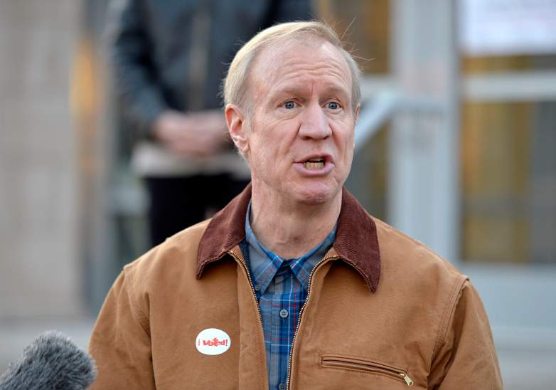 bruce rauner net worth