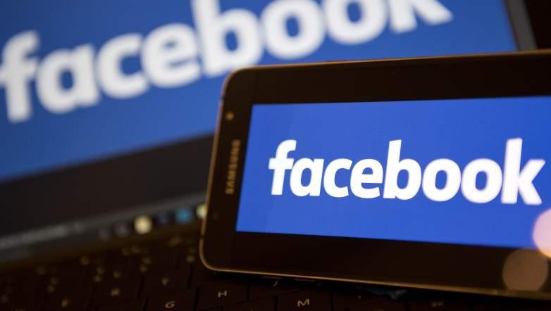 Facebook child porn message