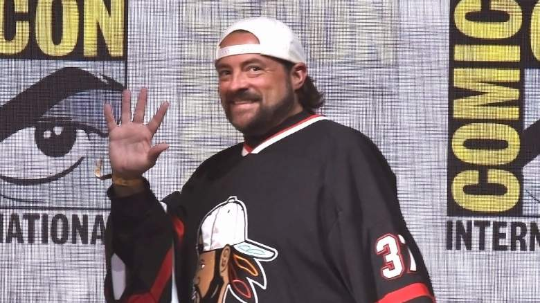 Kevin Smith Heart Attack Recovery
