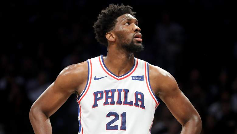 where is joel embiid from, africa
