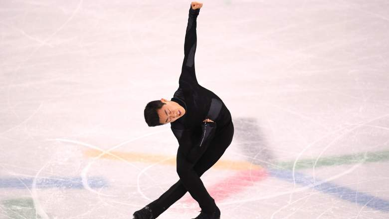 Nathan Chen, Men's Figure Skating, Winter Olympics 2018