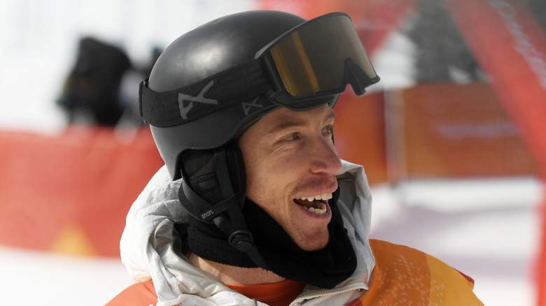 shaun white, olympic appearances, how many