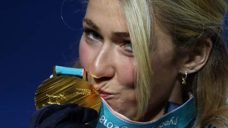mikaela shiffrin, medals, how many, count