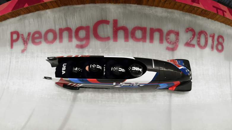 usa bobsled team, united states, roster