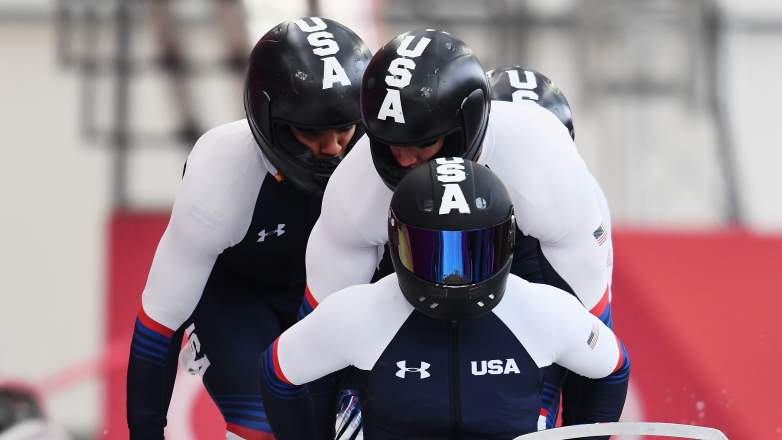 team usa, united states, bobsled, roster, team