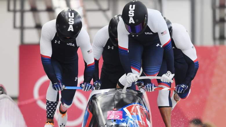 usa bobsled team, roster, bio, players
