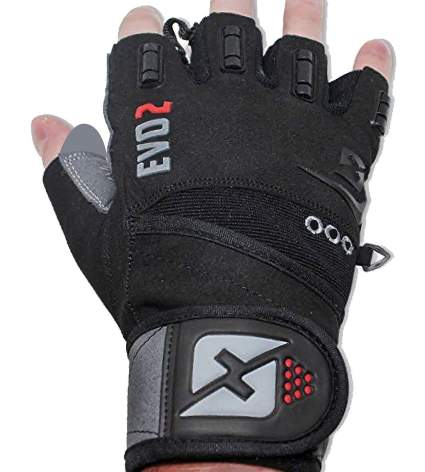 best workout weightlifting gym training gloves mens