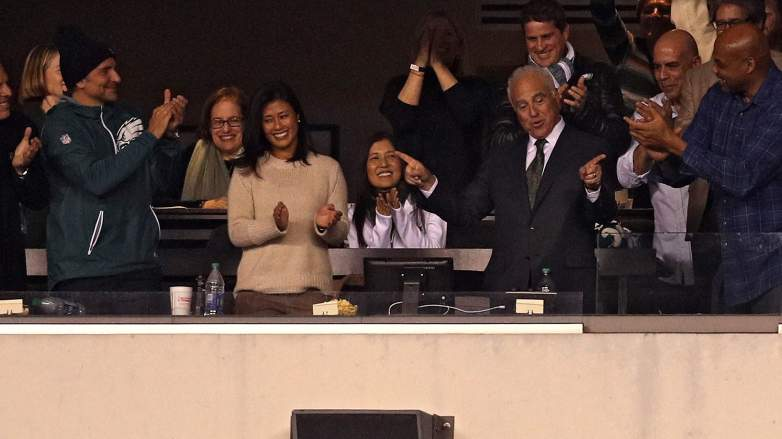 jeffrey lurie wife, tina lai lurie, eagles owner wife