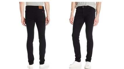 Mens loose fit jeans, men's skinny jeans, mens jeans, black jeans