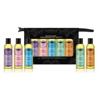 massage oil kit