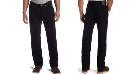 Mens loose fit jeans, men's skinny jeans, mens jeans, black jeans, lee