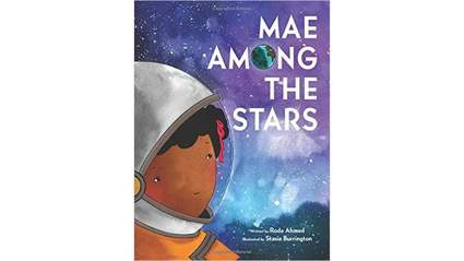 mae among the stars book