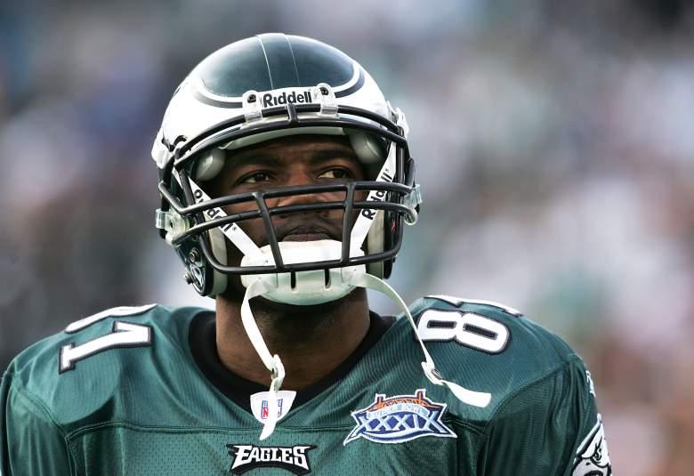 Terrell Owens Super Bowl, Terrell Owens Super Bowl injury, Terrell Owens Super Bowl wide receiver, Terrell Owens Eagles wide receiver