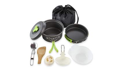 mallome mess kit