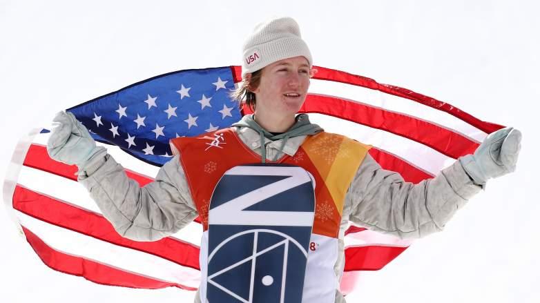 red gerard gold medal