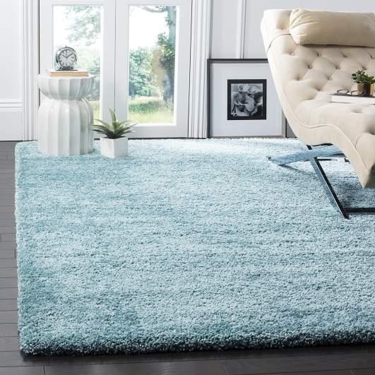 hygge home decor, soft area rug