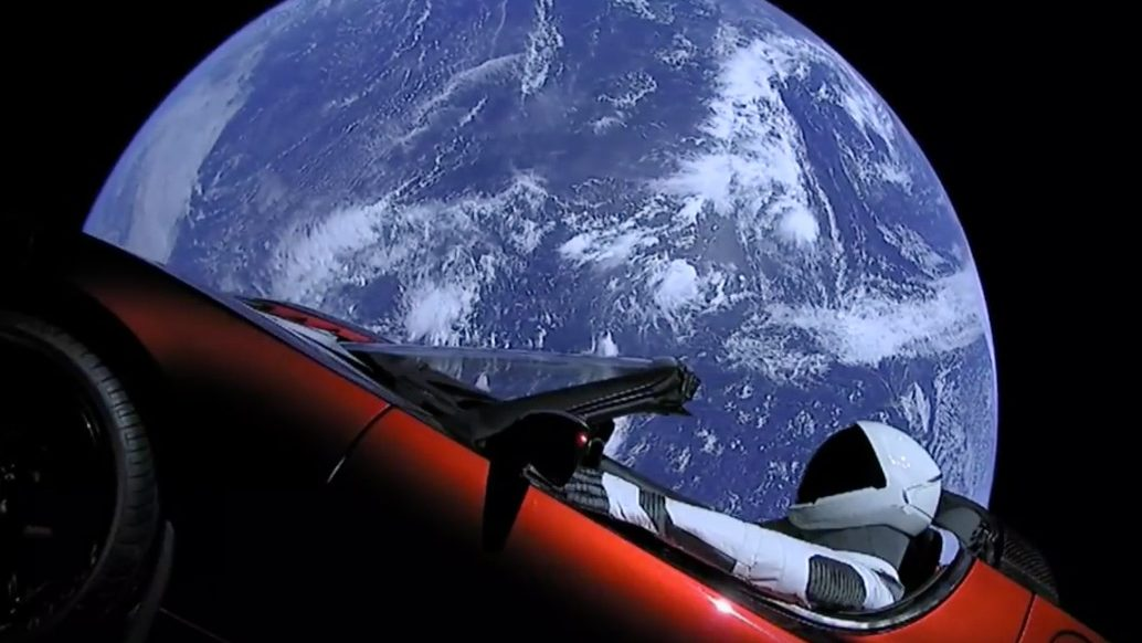 SpaceX Starman Live: Best Photos from the Tesla Roadster ...