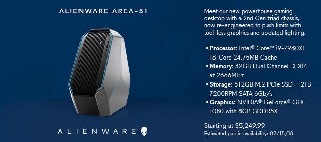 alienware 8920xe