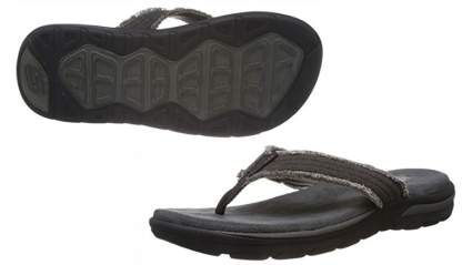 Men's sandals, mens flip flops, best sandals for men, men's slides, skechers