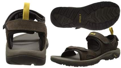 Men's sandals, mens flip flops, best sandals for men, men's slides, teva