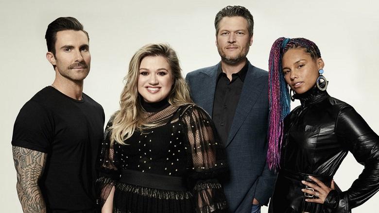 The Voice Judges 2018, The Voice Season 14 Judges