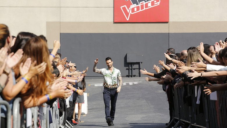 Adam Levine On The Voice, The Voice 2018 Contestants, The Voice 2018 Winners