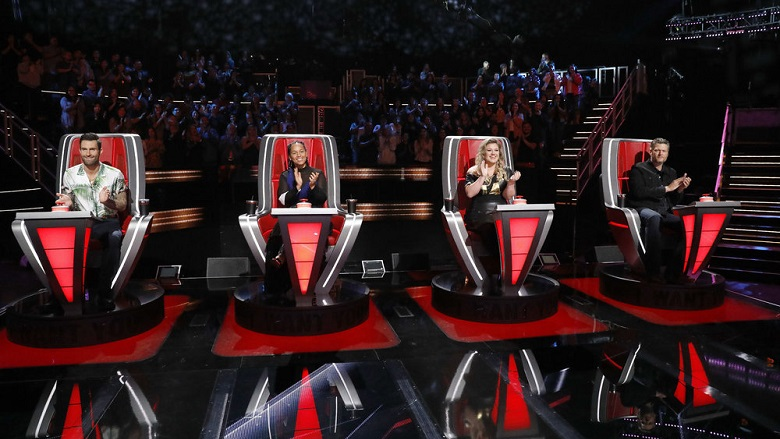 The Voice Judges 2018, The Voice 2018 Winners, The Voice 2018 Teams So Far
