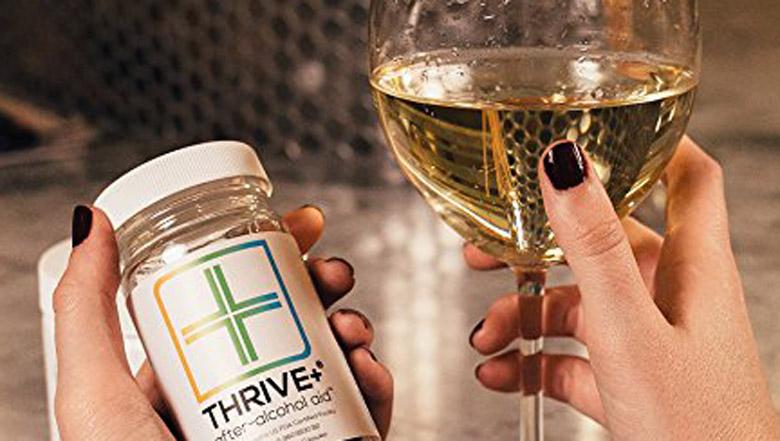 thrive, thrive shark tank, hangover pills shark tank