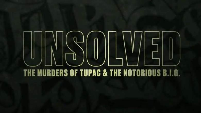 'Unsolved: The Murders of Tupac and the Notorious BIG' live stream, how to watch unsolved biggie tupac documentary online