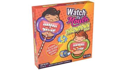 watch ya mouth game for kids