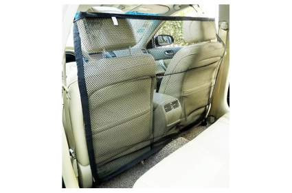 Zone Tech Net Pet Car Barrier