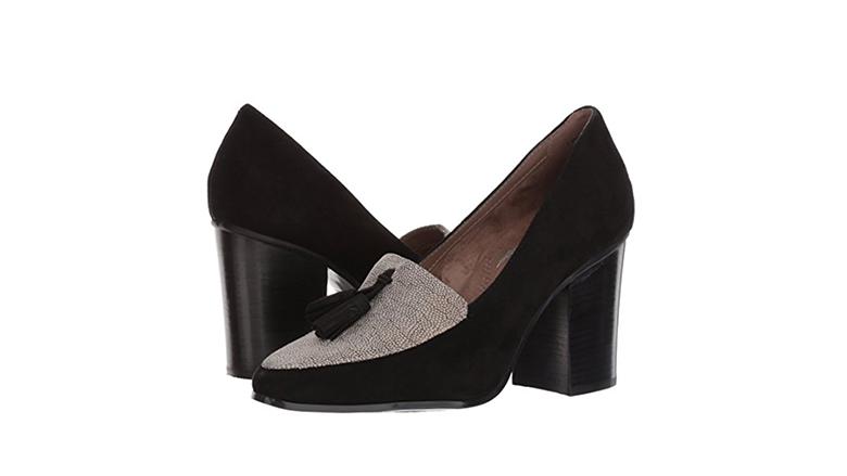 aerosoles pumps, block heels, block heel shoes, block heel pumps
