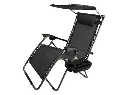 akari extra large chair, zero gravity chair, outdoor chair