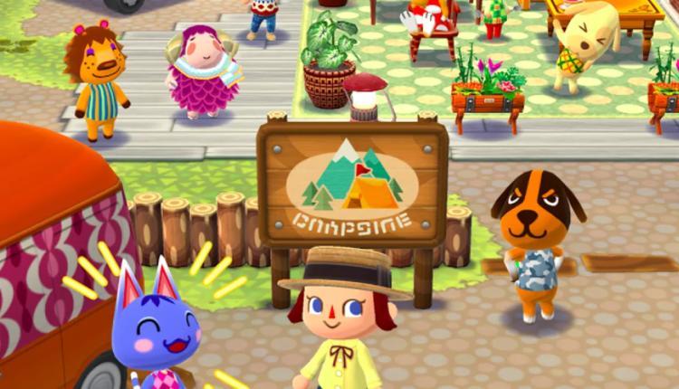 animal crossing gameplay image