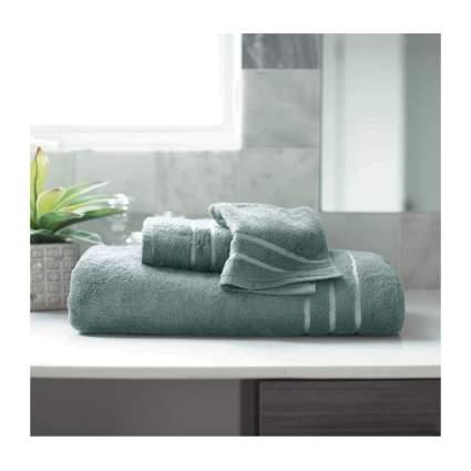 bamboo and turkish cotton bath sheet
