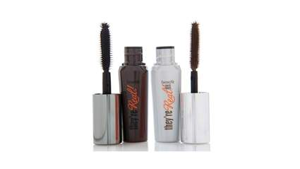 Benefit They're Real tinted eyelash primer and mascara duo