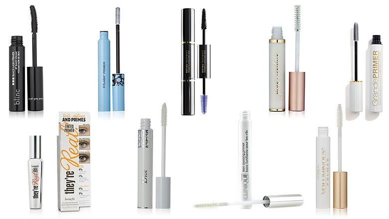 11 Best Mascara Primers For Instantly Luscious Lashes Heavy Com